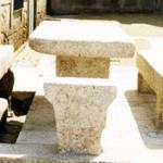 Mesa dos 3 Abades